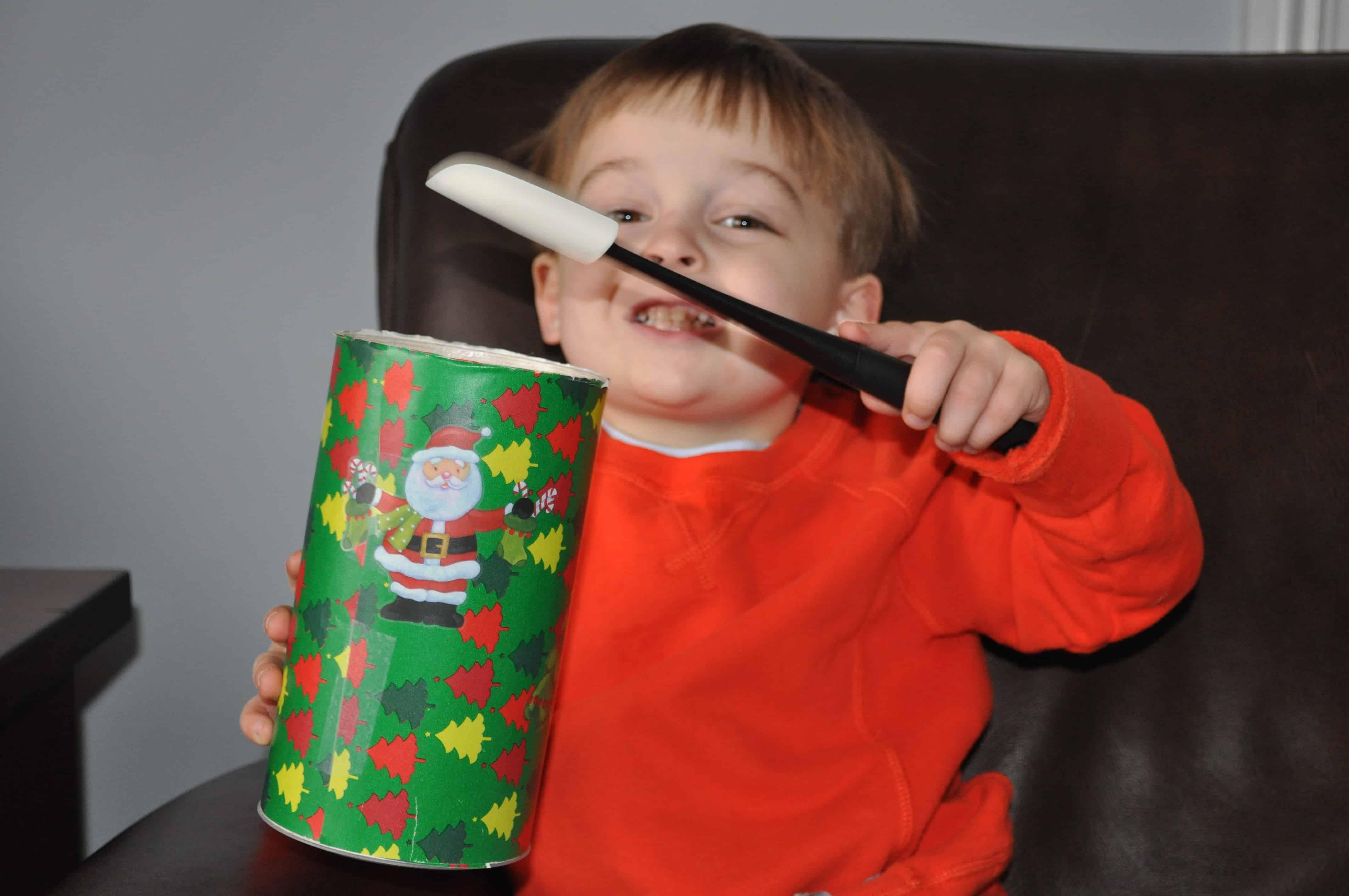 Drum Craft For Kids