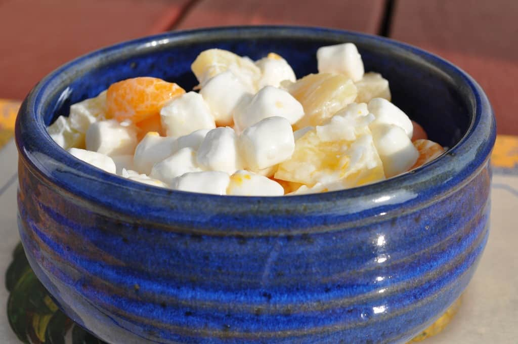 What We're Eating: Ambrosia Salad