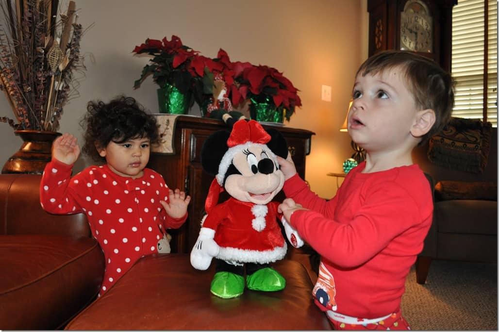 Casey Ella Minnie Mouse