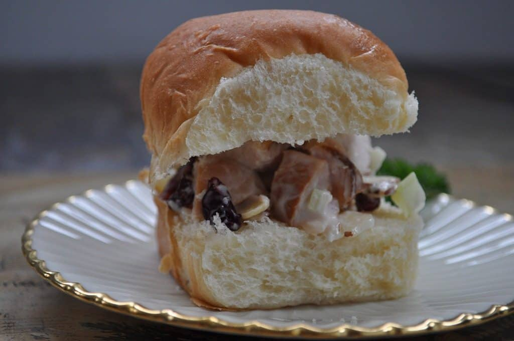 What We're Eating: Chicken Salad Sliders