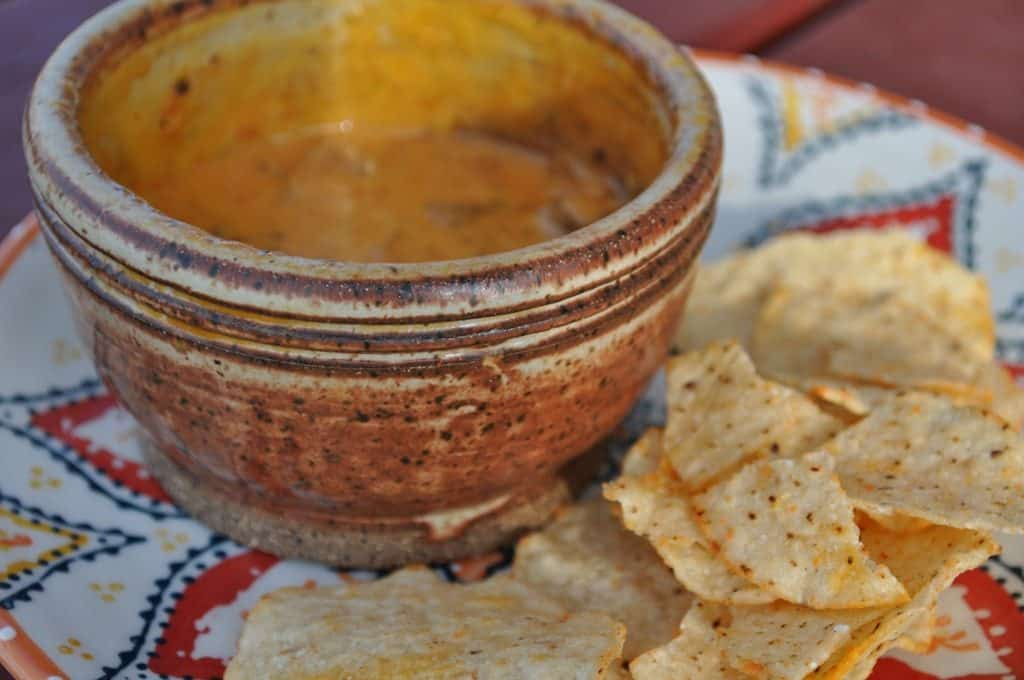 What We're Eating: Chili Cheese Dip