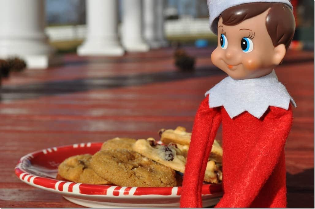 Cookies with Elf