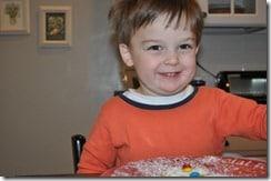 Gibbs snowman pancakes