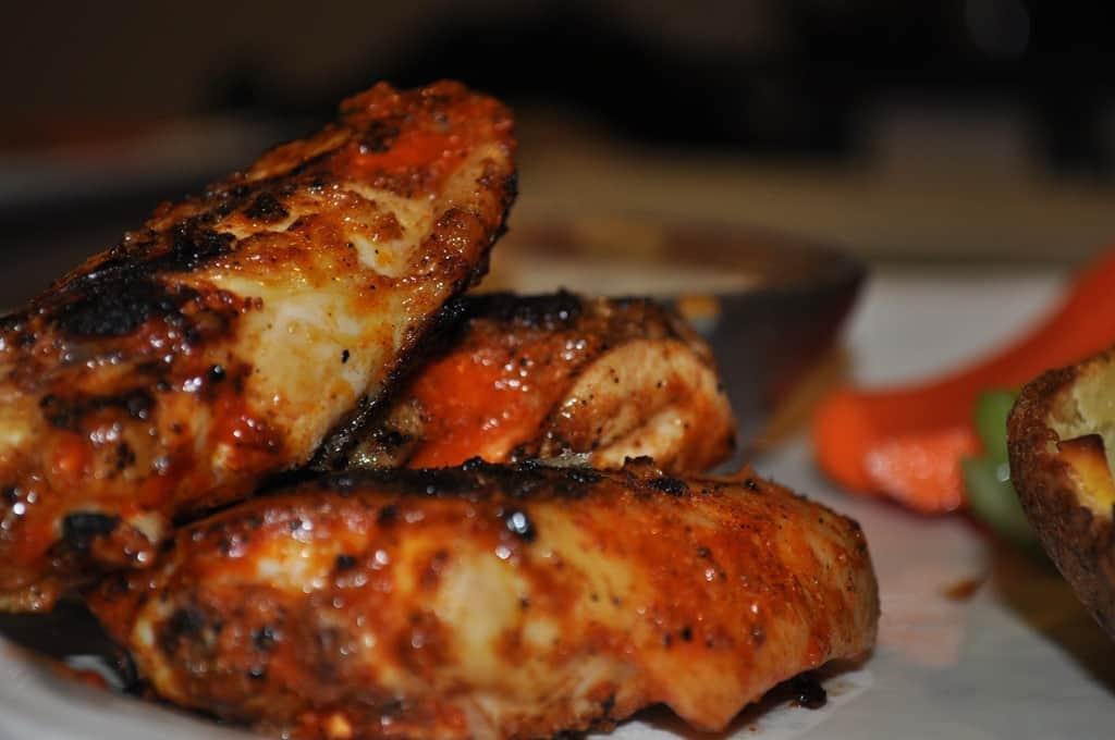 wings easy grilled buffalo wings bacon cheddar buffalo wings ...