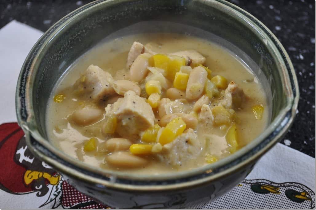 White Chicken Chili 2