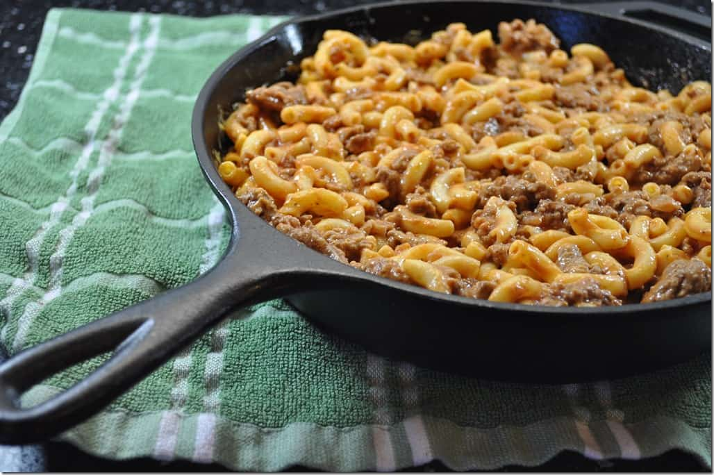 Chuck Wagon Mac