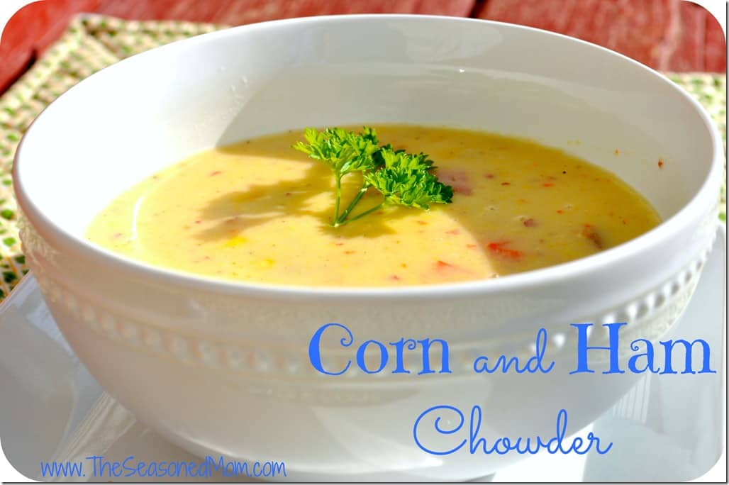 Corn and Ham Chowder