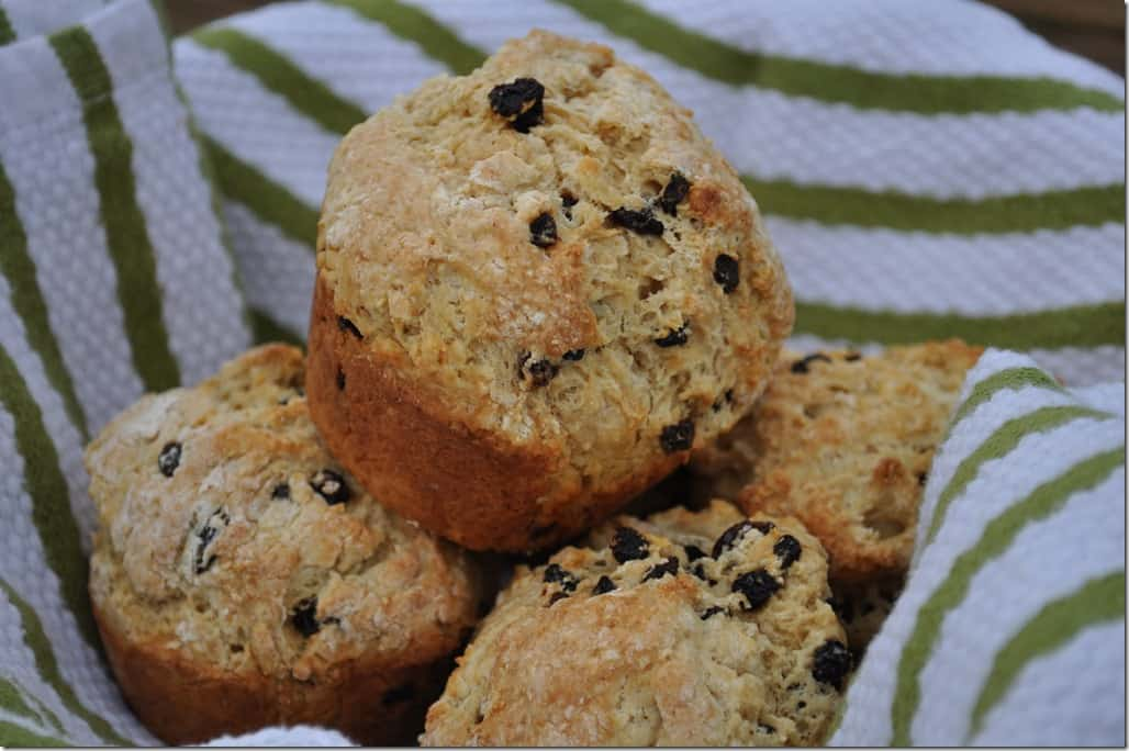 Irish Soda Bread Muffins 3