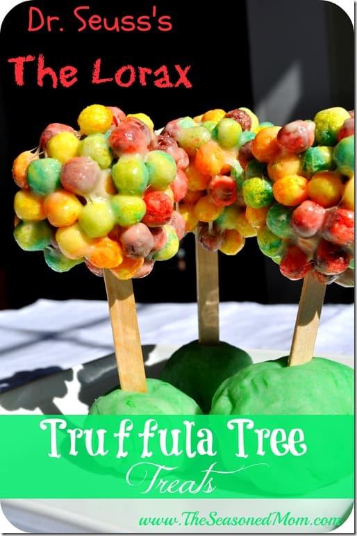 What We're Eating: The Lorax's Truffula Tree Treats