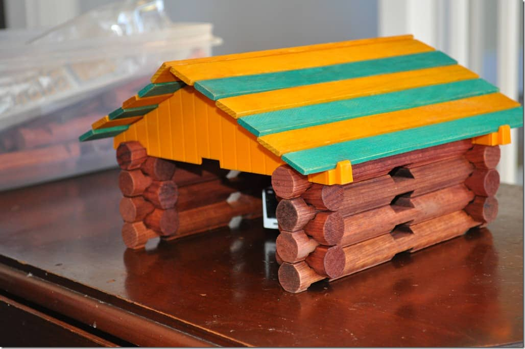 Presidents Day Preschool Activity Building Lincoln S Cabin
