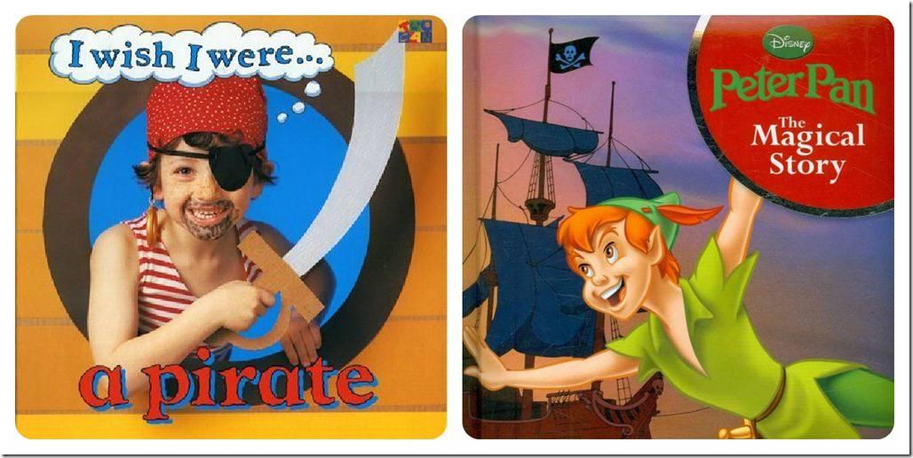 Pirate Books for Children
