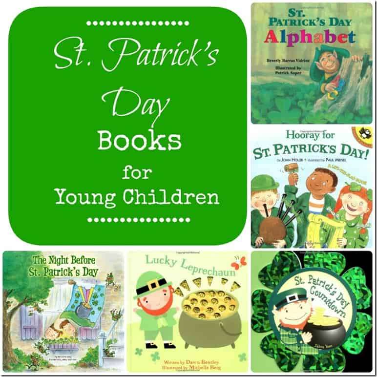 St. Patrick's Day Books for Young Children