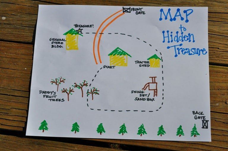 how to make a treasure map on little alchemy