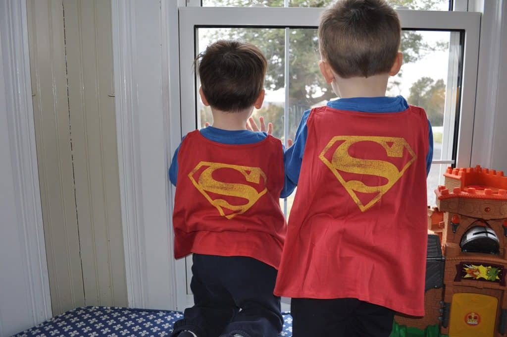 Little Super Heroes