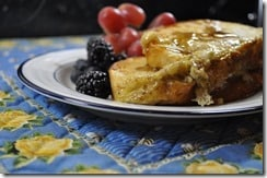 Baked French Toast 5