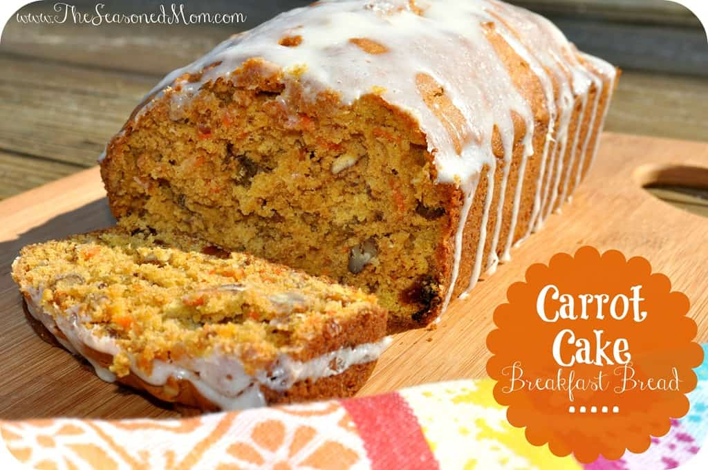 Carrot Cake Children S Recipe