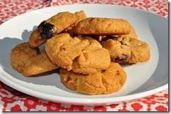 Cherry Almond Cookies 3