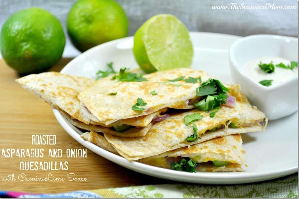 Cumin-Lime Pork And Pineapple Quesasdillas Recipe — Dishmaps