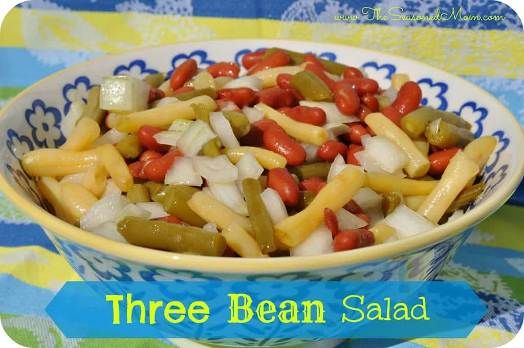 Three Bean Salad