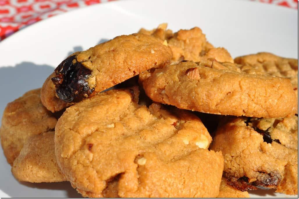 Cherry Almond Cookies 2