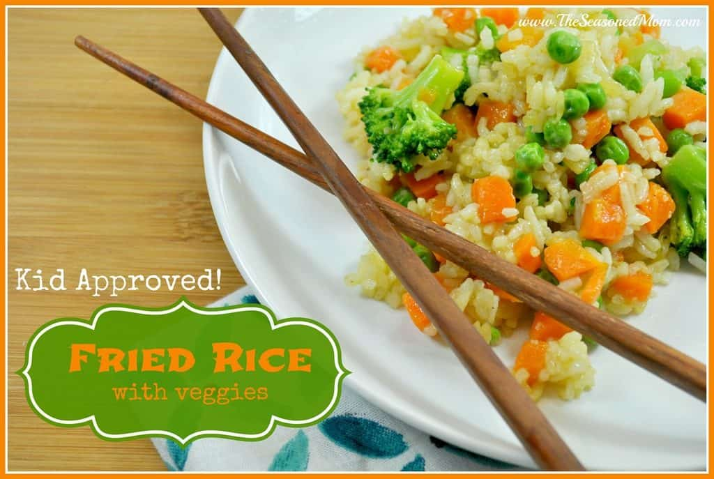 Fried Rice with Veggies