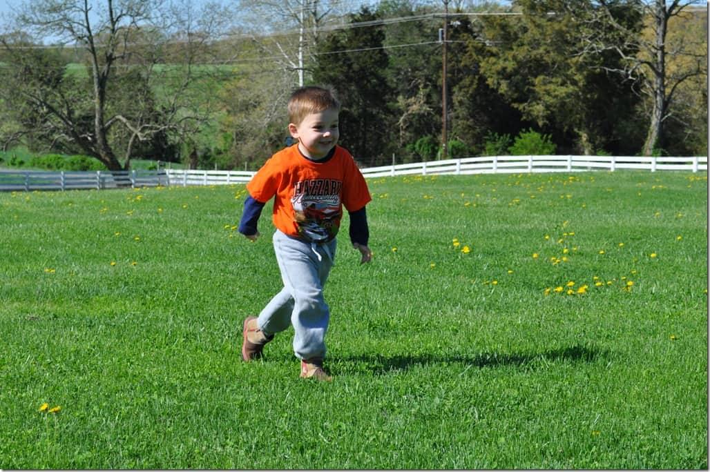 G running