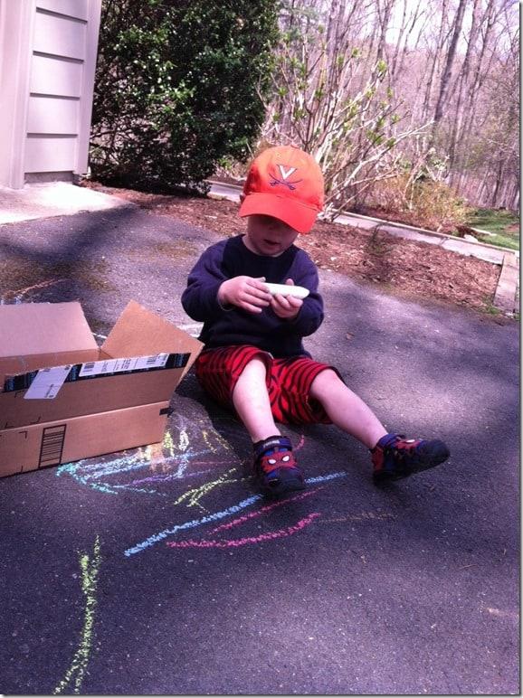 Sidewalk Chalk 2