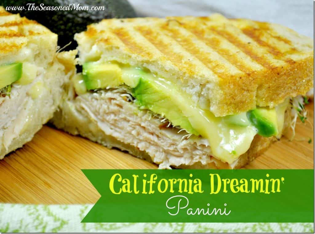 California Dreamin' Panini
