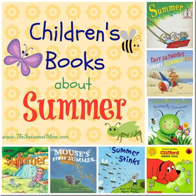 Children S Books About Summer The Seasoned Mom