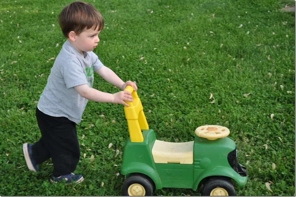 casey tractor