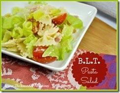 B.L.T. Pasta Salad