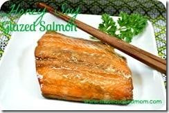 Honey Soy Glazed Salmon 2