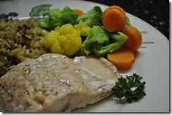 Salmon in Foil 3