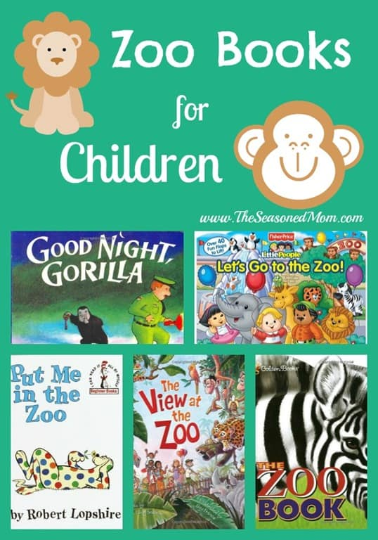 Books For Kids Who Love Sports The Seasoned Mom