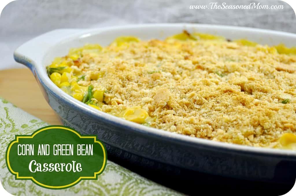recipe: corn casserole with cream cheese and sour cream [31]
