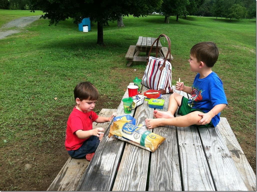 Graves picnic