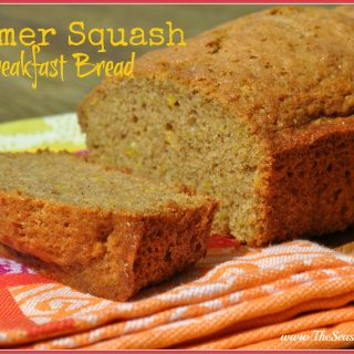 Summer Squash Breakfast Bread