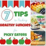 7 Tips to Packing Healthy Lunches for Picky Eaters