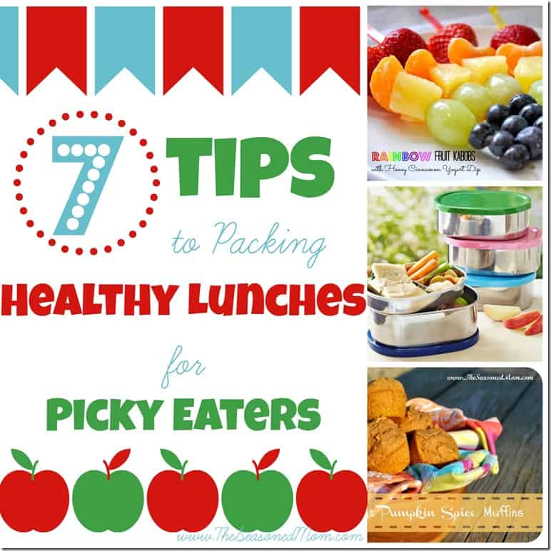 7 tips to packing healthy lunches for picky eaters the seasoned mom tips to packing healthy lunches for picky eaters ccuart Gallery