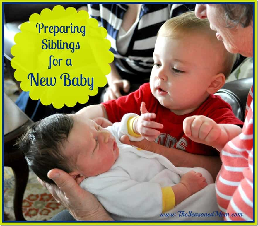 Preparing Siblings for a New Baby