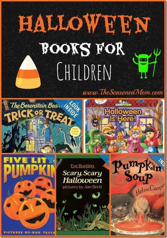 reader favorites from the seasoned mom save halloween books for children