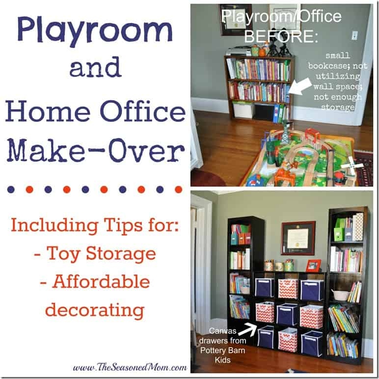 playroom and office. Playroom And Office