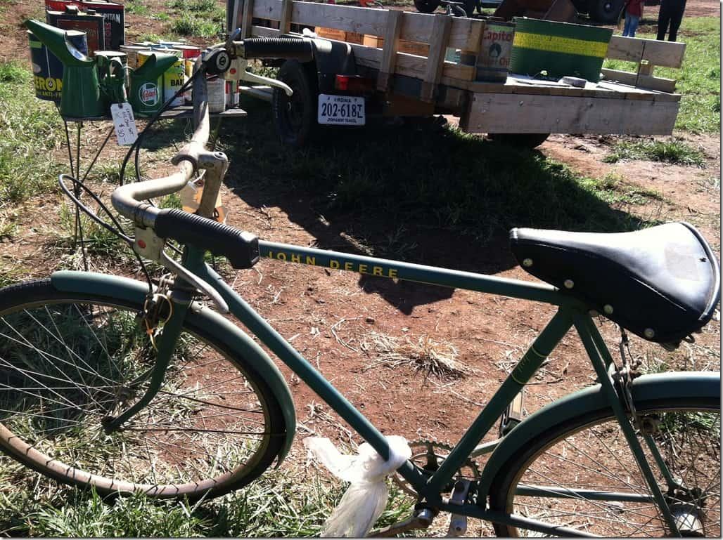 john deere bike