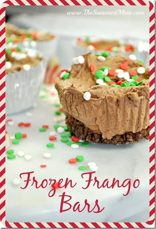 Frozen Frango Bars