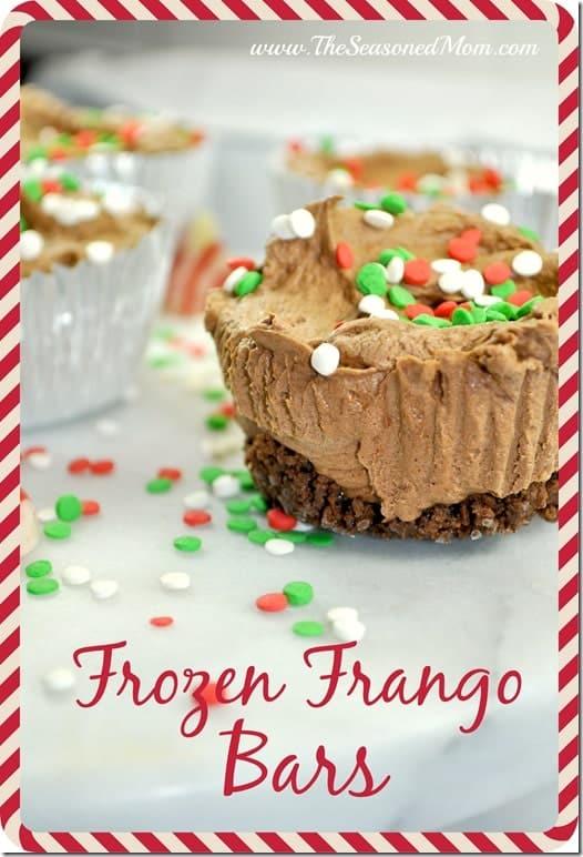 Frozen Frango Bars
