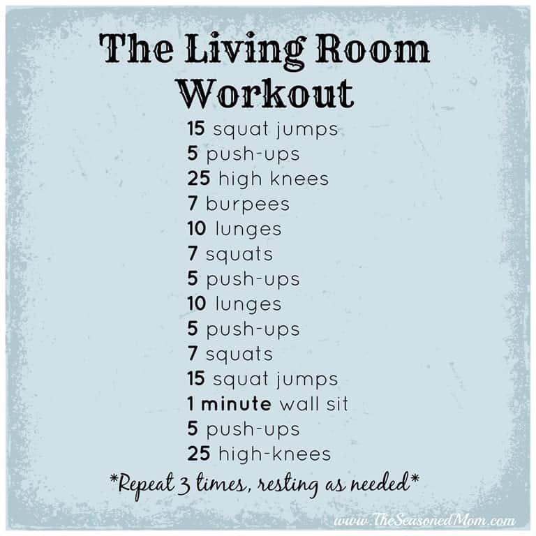 The Living Room Workout Jpg