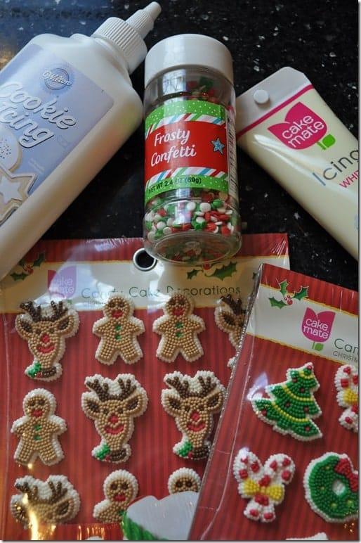 cookie decorations