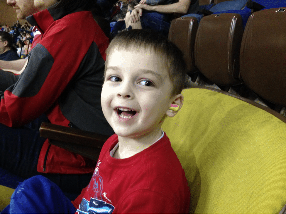 Guest Post from The Seasoned Dad: Monster Jam!