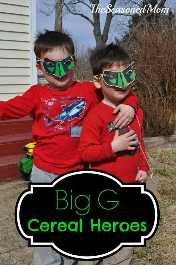 Big G Cereal Heroes
