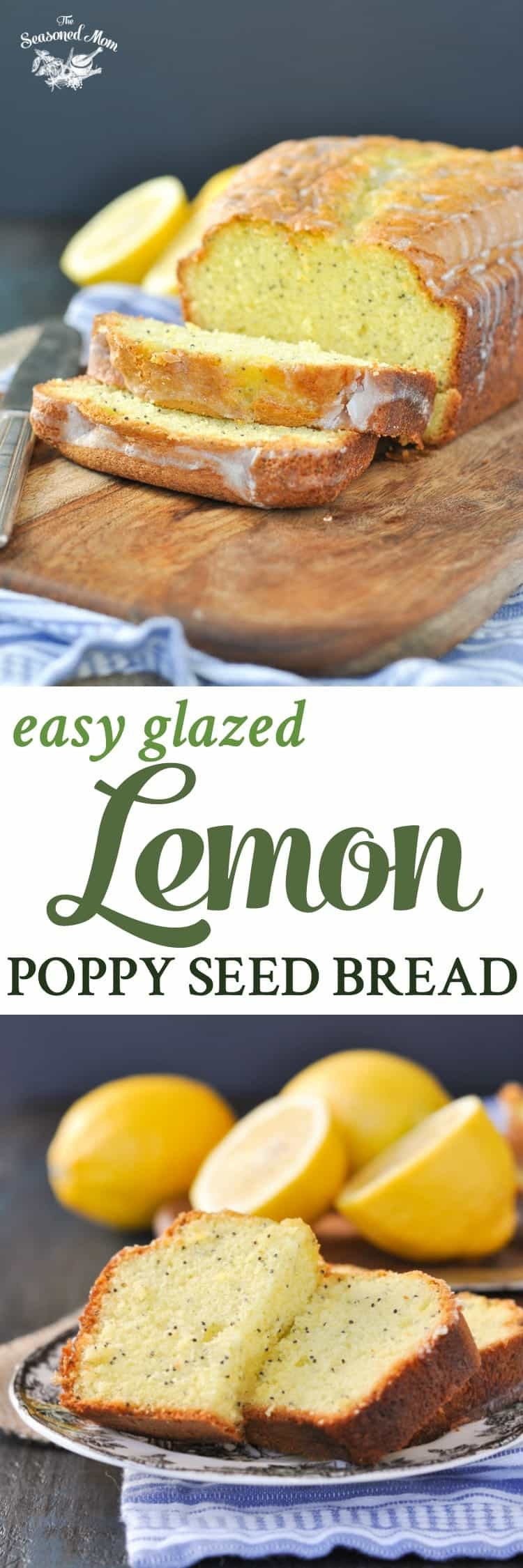 Poppy seed bread cake mix recipe